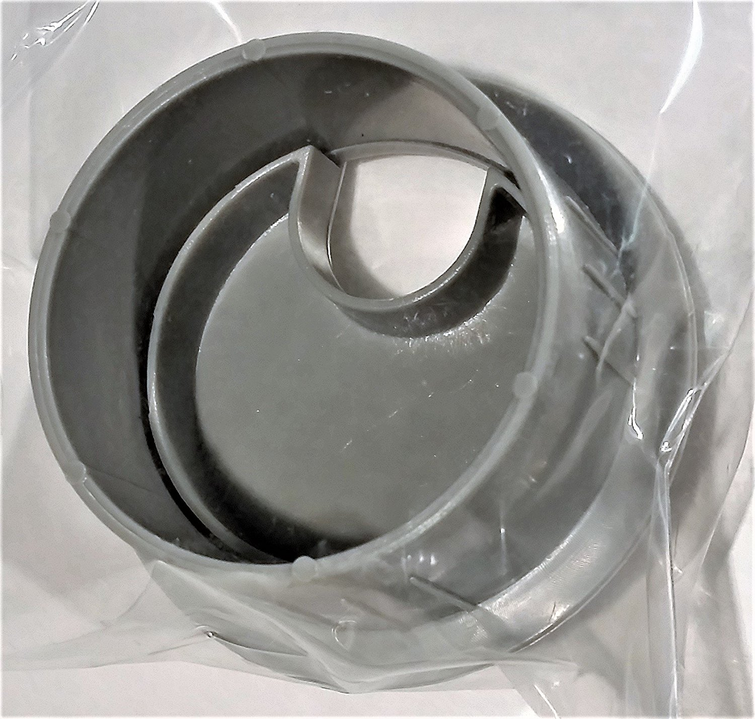 Furniture Hole Cover Wire Access 2 Inch CE TECH | Grey Gray