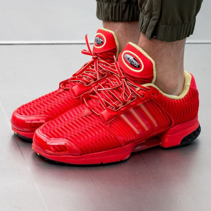 Adidas ClimaCool 1 Shoes Red ...
