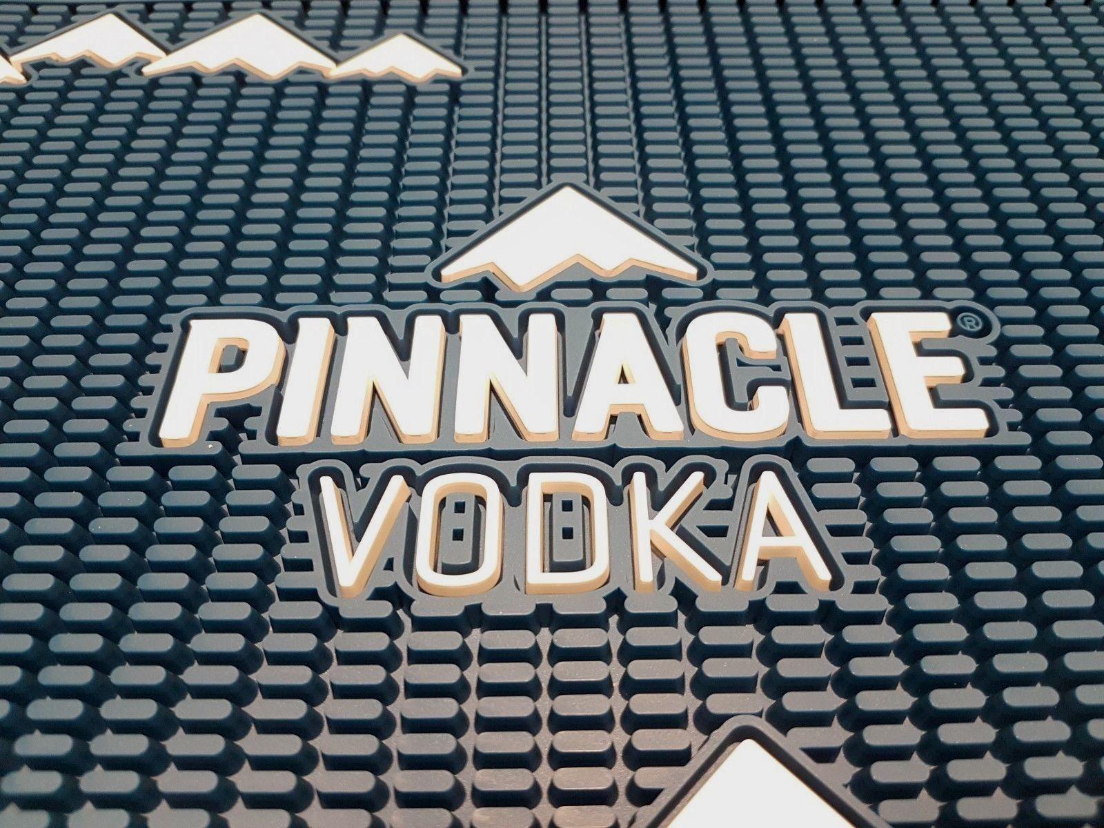 Pinnacle Vodka Bar Mat #PI171000359