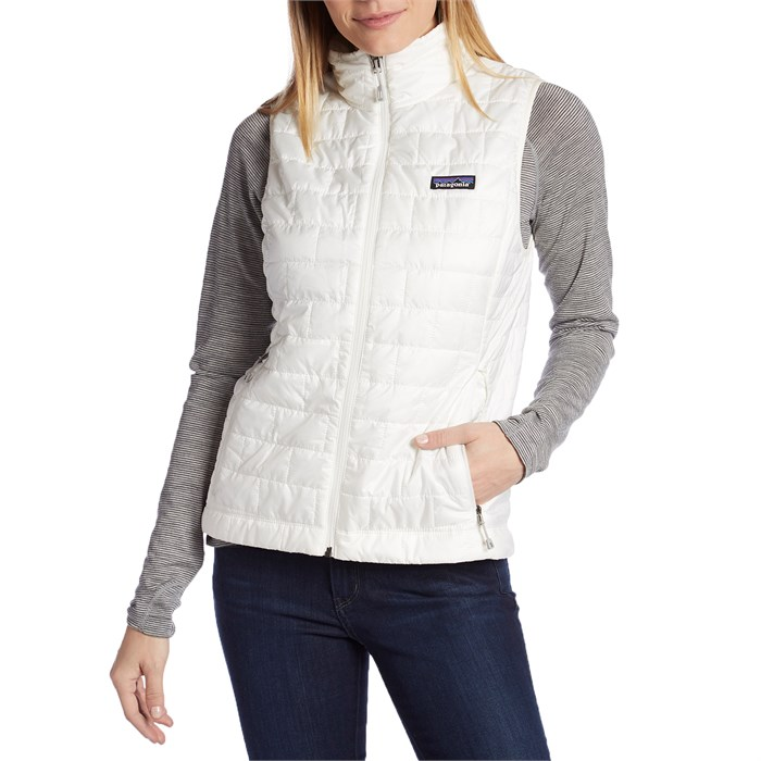 7e4674f32f14 Patagonia Women s Nano Puff® Vest Birch White Medium - Save Out of ...